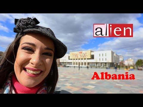 """""""Alien"""" - Albania through the eyes of foreign citizen - Shqipëria e parë me sytë e të huajve - ep 1"""