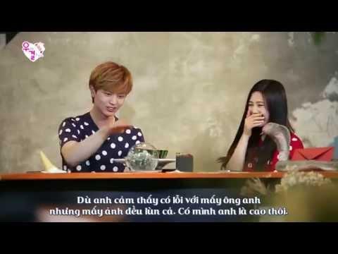[YHT] Sungjae & Joy Ep 2(Unaired / Unseen)