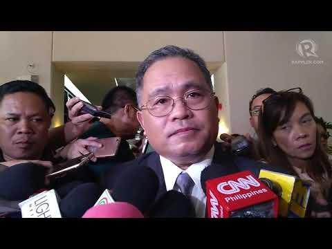 Sereno lawyer: Why restrict Sereno's right to choose her counsel?