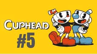 Otro video de 30min? - Cuphead #5