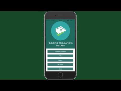 Building Regulations Irish Free App
