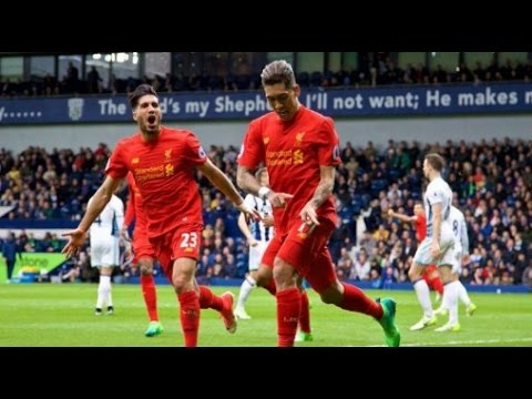 West Brom vs Liverpool 0-1 April 16th 2017 All Goals and Highlights!