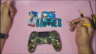 Desmontar Control o Mando de  PS4, PlayStation4: