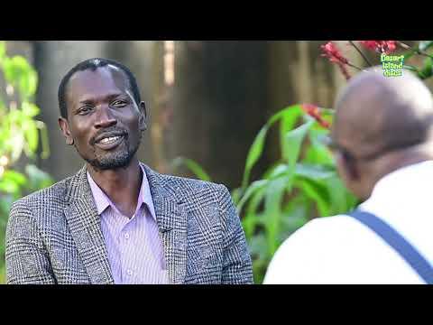 Dr Patrick Ogwang on Desert Island Discs with Simon KASYATE - Part 2