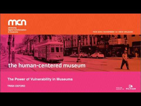 MCN2016 - The Power of Vulnerability