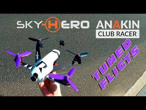 Sky-Hero Anakin P7: Status update.. a Smooth operator after some tuning :)