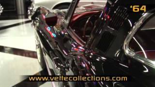 1964 Black Chevrolet Corvette Coupe
