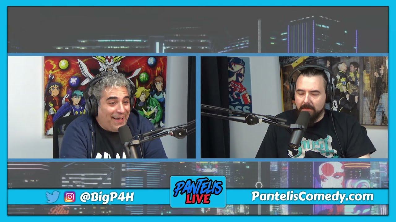 PANTELIS LIVE | August 1 2021