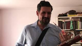 #QuedateEnCasa / Alevi Peña  / CÁPSULA OSULS: El fagot en la Orquesta