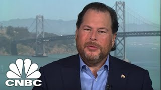 Salesforce CEO Marc Benioff: Massive Digital Transformation | Mad Money