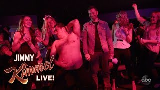 Jimmy Kimmel & Guillermo Crash a Vegas Bachelorette Party