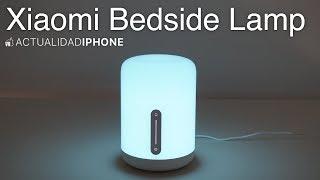 Analizamos la lámpara de Xiaomi Bedside 2 compatible con HomeKit