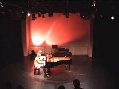 Rinse Posthuma & Jeroen van Veen, 2 pianos