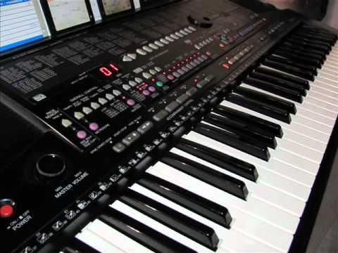 YAMAHA PSR 510 MIDI WINDOWS 8.1 DRIVER