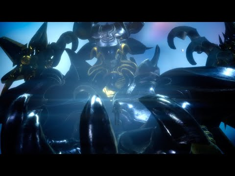 FINAL FANTASY XV - Meeting BAHAMUT SUMMON l PS4 Pro