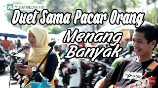 Mbak Cantik Ninggalin Pacar Demi Duet Sama Pengamen Jalanan Malang AFGAN