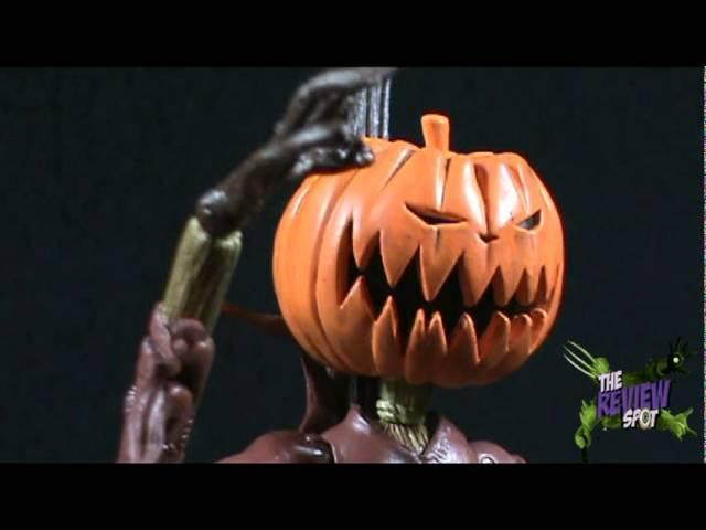 Nightmare Before Christmas Pint Size Heroes Mystery Mini-Figure Pumpkin King