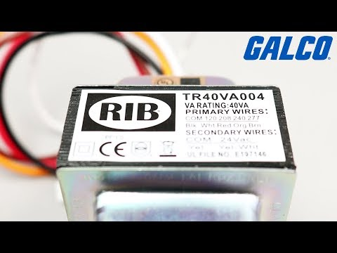 Functional Devices RIB Series General Purpose Transformers