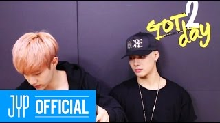 [GOT2DAY] #03 Mark + Jackson
