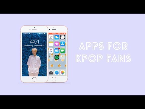 apps for kpop fans