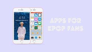 apps for kpop fans