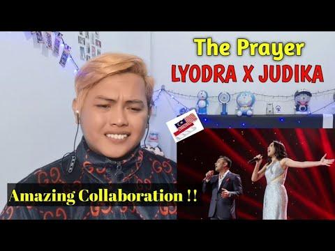 LYODRA X JUDIKA - The Prayer | Malaysian React