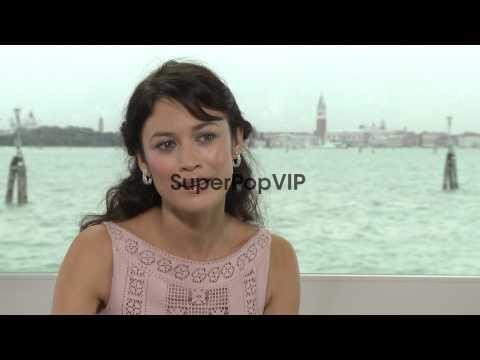 INTERVIEW: Olga Kurylenko on the voice over in the movie ...