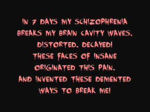 Schizophrenia- Brokencyde