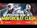 GAME***** MAVERICK ET CLASH EN LIVE ! RAINBOW SIX SIEGE