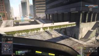 Battlefield Hardline Multiplayer Gameplay