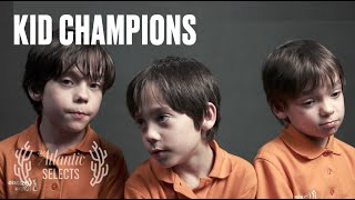 Kid Chess Champions Share Their Secrets