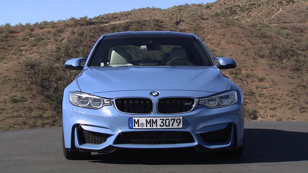 Exterior 2015 BMW M3 F80  YouTube