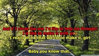 Make It With You - (HD Karaoke) Bread