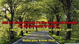 Make It With You - (HD Karaoke) Bread