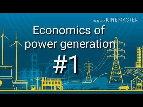 Economics of Power Generation MCQ #1