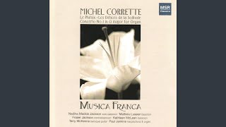 Les Délices de la Solitude, Sonata VI, Op. 20: I. Allegro moderato