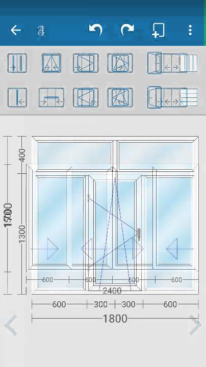 Window And Door Pvc Upvc Aluminum Design Draw