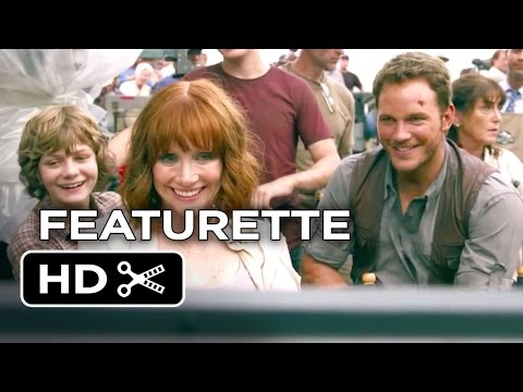 Jurassic World Featurette - Welcome to Jurassic World (2015) - Chris Pratt Movie HD