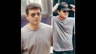 Viral!!!!!! Viswasam Shooting spot Video leaked   New look   Ajith   Thala   Siva  HD