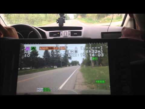 UHF DVB-T rangetest