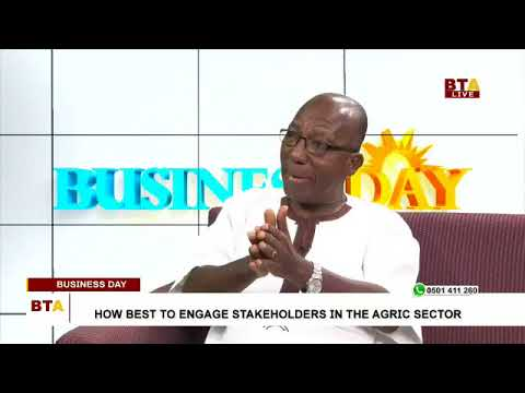 PDA Agro Industry and Social Enterprise in Perspective on  Business Television Africa
