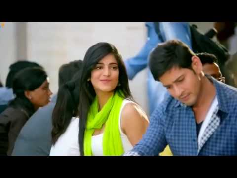 Mere Rashke Kamar Mahesh Babu And Shruti Hassan Hit HD