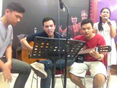 Bilaku BersamaMu - Frangky Sihombing Cover ,SunVo Feat Hendry Marpaung
