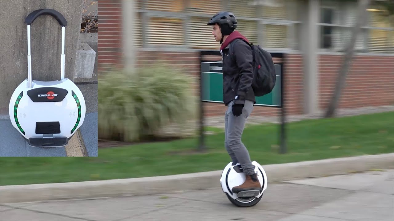 Is The King Song Ks14d The Best Value Electric Unicycle