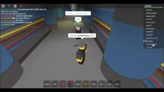 roblox innovation security member abusing his guardsman taser