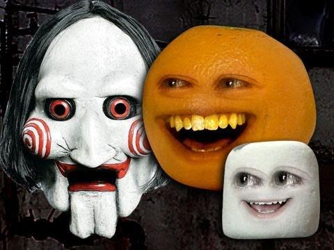 Annoying Orange – Saw 2: Annoying Death Trap