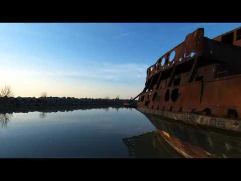 Niagara on the Lake and Jordan Harbour Drone video Parrot Bebop