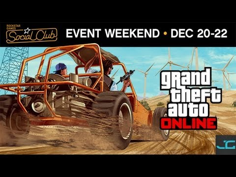 GTA 5 Online Free $1,000,000 Social Club Event This Weekend!