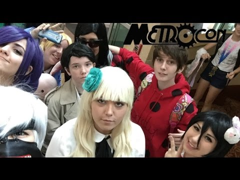 METROCON 2016 TAMPA FLORIDA VLOG DAYS 3 AND 4 | WE MADE FRIENDS | NARUTO ROAST BATTLE