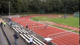 ndm 2014 in hamburg 110m hrden mj u18 vl